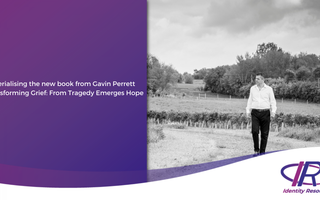 Transforming Grief: extract from the new book from Gavin Perrett